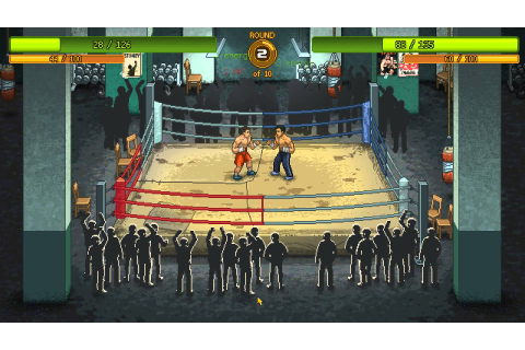REVIEW / Punch Club (PC) - That VideoGame Blog