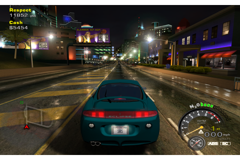 Street Racing Syndicate - RIP - PC Game Low Spec Free Download