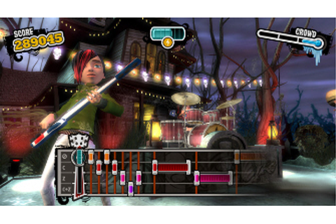 Ultimate Band is Disney's new music-rhythm game for Wii and DS