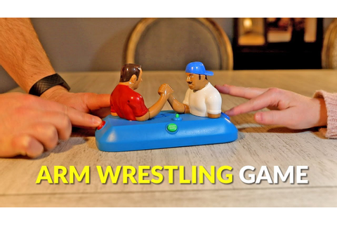 Arm Wrestling Game - YouTube