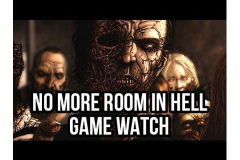 No More Room in Hell (Free PC Multiplayer Horror Game ...