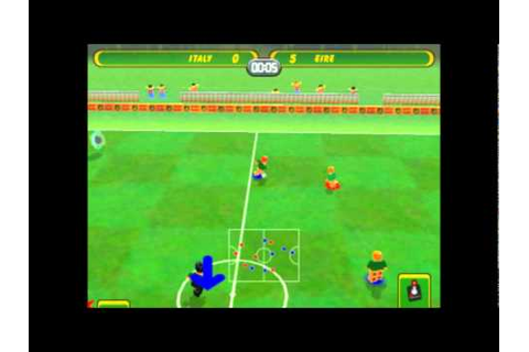 LEGO Soccer/Football Mania - LEGO Cup - Game 3 - YouTube