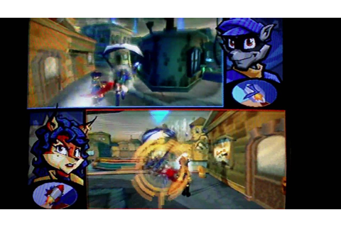 Sly 3 multiplayer cop's and robert's part 5 - YouTube