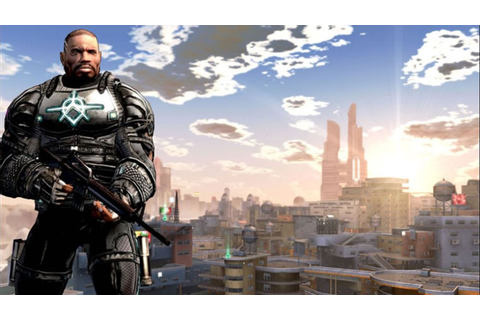 Crackdown arrives via Back-Compat alongside Xbox One X ...