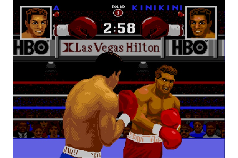 Boxing Legends of the Ring (USA) ROM