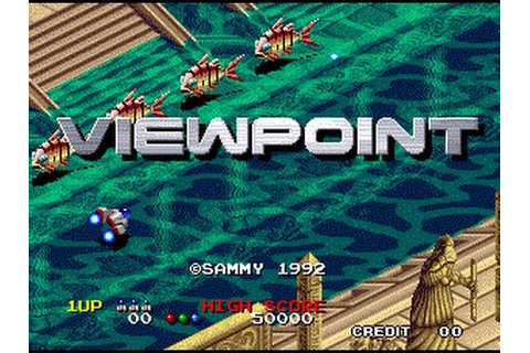 Viewpoint Full Soundtrack (Neo Geo) - YouTube