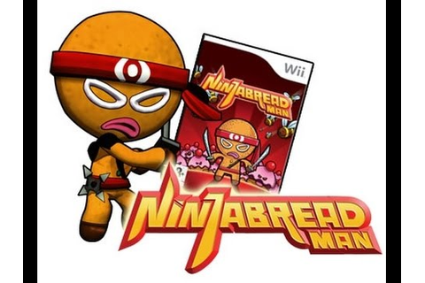 Ninjabread Man (Wii) Review - YouTube