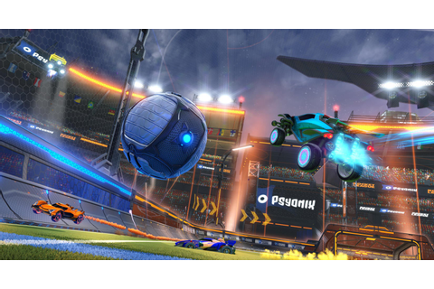 Welcome | Rocket League® - Official Site