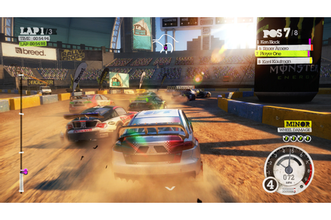Colin McRae Dirt 2 Free Download - Ocean Of Games