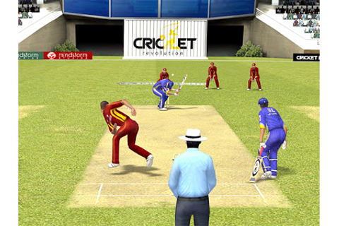 Cricket Revolution World Cup 2011 Game - Free Download ...