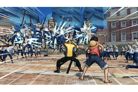 One Piece: Pirate Warriors 3 Game - Free Download Full ...