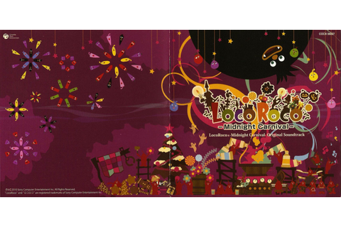 LocoRoco -Midnight Carnival- Original Soundtrack ...