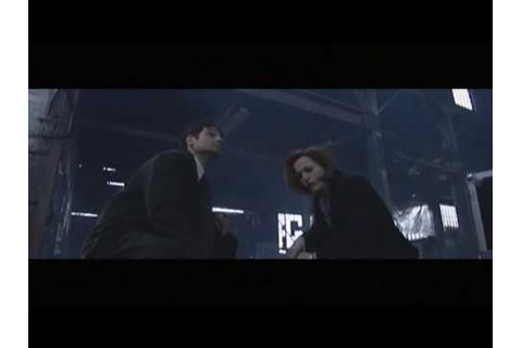 "X-Files the Game ""le jeu en film"" - YouTube"