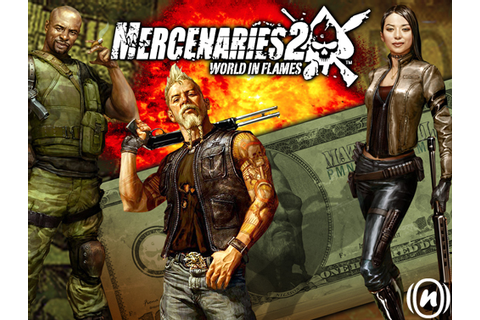 Mercenaries 2: World in Flames ~ Games Zone