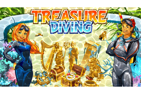 Treasure Diving: Mysteries, Adventures and Quests of Deep ...