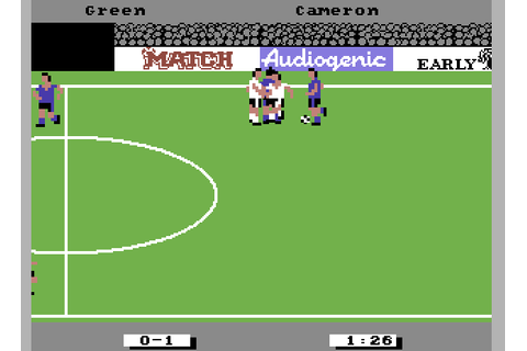 Emlyn Hughes International Soccer | Top 80's Games
