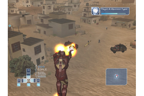 Download: Iron Man 2 PC game free. Review and video ...