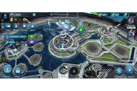 Star Trek Fleet Command Review: A New Era in Star Trek ...