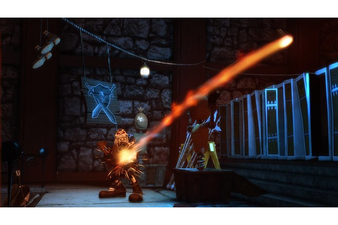 Medieval Moves: Deadmund's Quest Coming to PlayStation ...