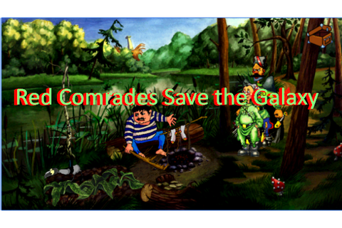 Red Comrades Save the Galaxy APK Android Free Download