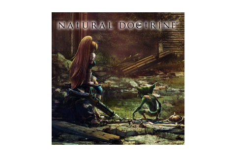 NAtURAL DOCtRINE Game | PS3 - PlayStation