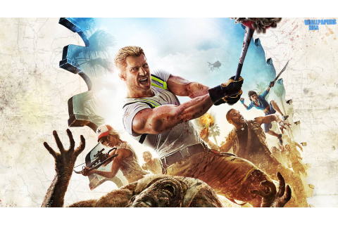 Dead island 2 game 1920×1080 – Wallpaper 2017 HD High ...