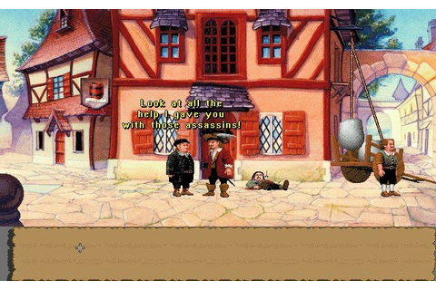 Touché: The Adventures of the Fifth Musketeer (1995 ...