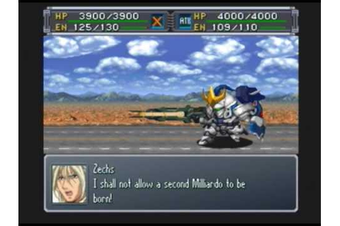 Import Video Game Nerd - Super Robot Wars Alpha Gaiden ...