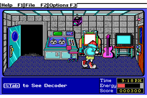 Super Solvers: OutNumbered! Screenshots for DOS - MobyGames