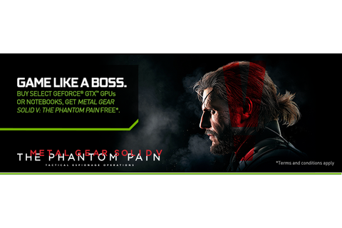 How to Redeem Your METAL GEAR SOLID V: THE PHANTOM PAIN ...