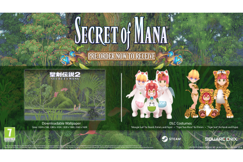 Secret of Mana on Steam