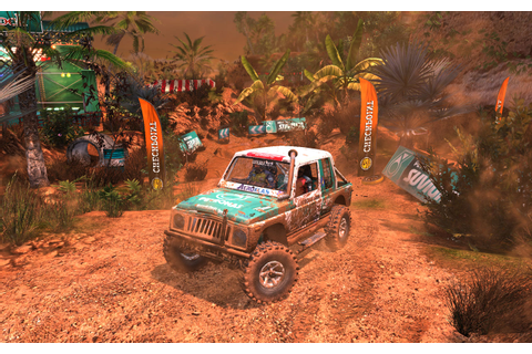 Off-Road Drive - Gasan Tes