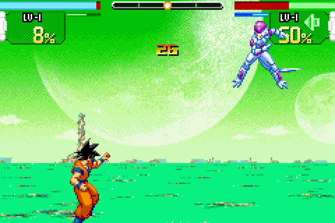 Dragon Ball Z: Supersonic Warriors Download Game ...