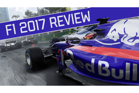 F1 2017 Career Mode Game Review - YouTube