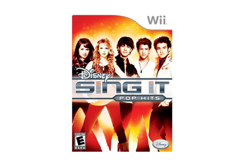 Sing It Pop Hits Wii Game - Newegg.com