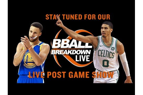 Opening Night Live Post Game Show After Thunder vs ...