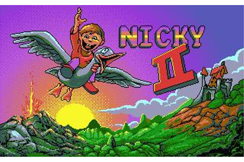 Nicky 2 on Qwant Games