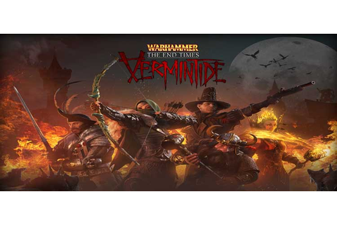 Warhammer End Times Vermintide Free Download Full Game