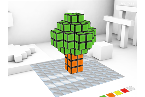 First Screens: Rubik's World on Wii | WIRED