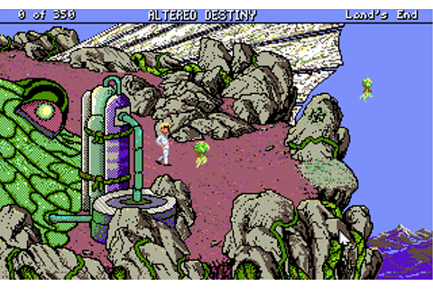 Altered Destiny (game) - Retro Legends