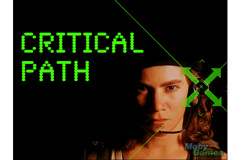 Download Critical Path (Mac) - My Abandonware