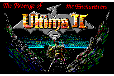 Ultima II: The Revenge of the Enchantress on Qwant Games