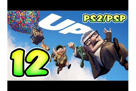 Disney Pixar's UP Walkthrough Part 12 (PS2, PSP) Level 20 ...