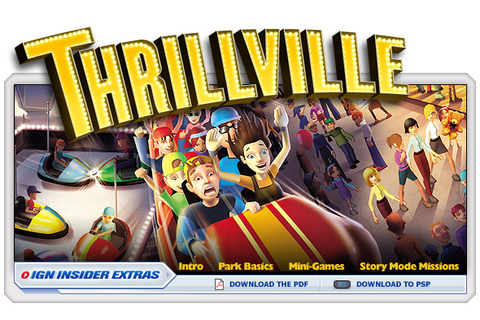 Download Thrillville PSP ISO CSO | ForAnimeku