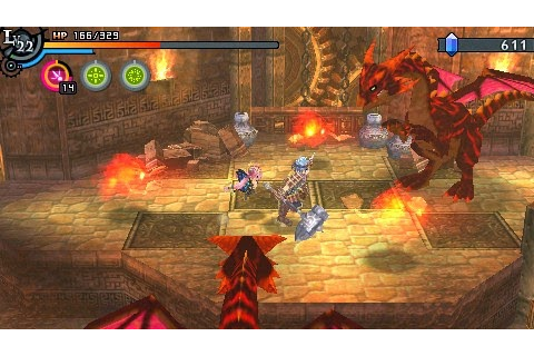 Nayuta No Kiseki [English Patched] - Download Game PSP ...