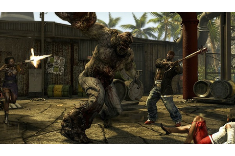 Games Fiends - Dead Island Riptide (PC) Review