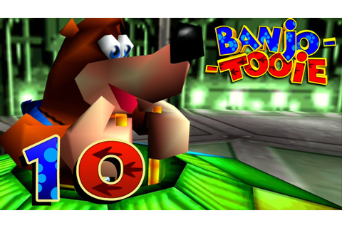 Banjo-Tooie HD - Part 10 - Mini-Game Madness - YouTube