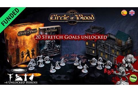 Circle of Blood: The Miniature Game by Last Bullet Games ...