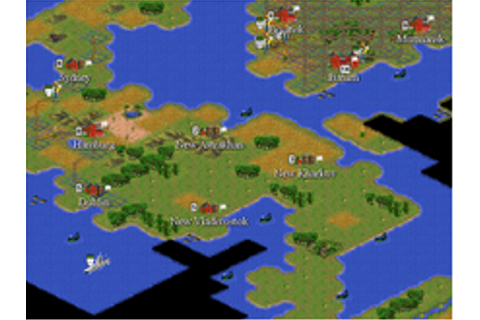 Civilization II: Conflicts in Civilization on Qwant Games