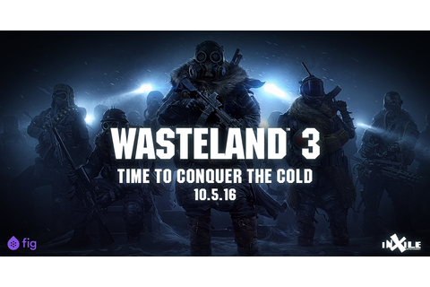 Wasteland 3 Announced for PC/PS4/XB1, Will Feature Co-Op ...